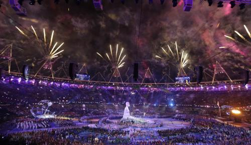 London Paralympics Opening Ceremony